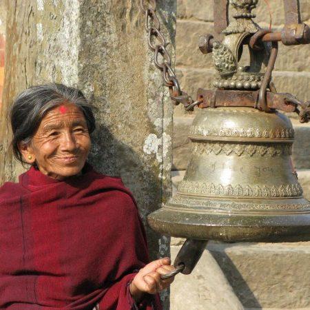nepal-vrouw